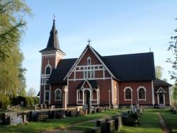 Vampulan kirkko