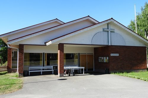 Vampulan seurakuntatalo